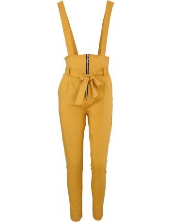 Kalhoty s vysokým pasem 42909