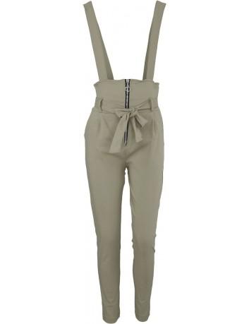 Kalhoty s vysokým pasem 42912