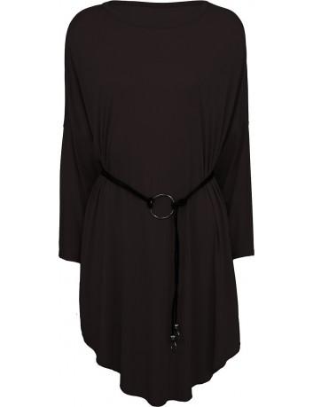 Šaty dlouhý rukáv
