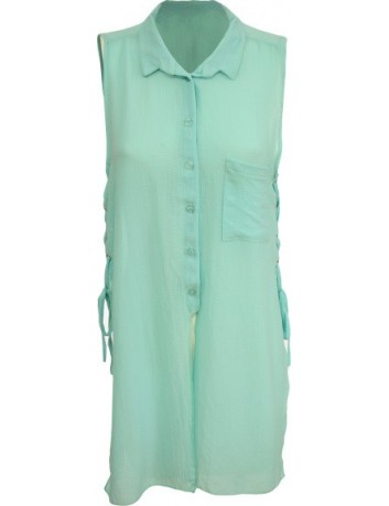 Košilové letní šaty