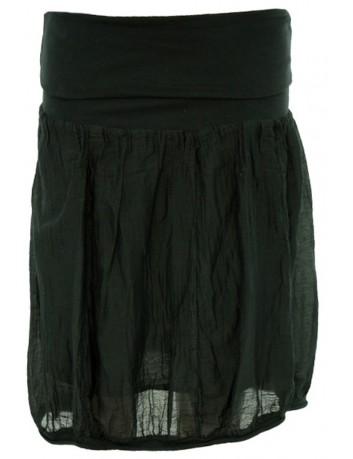 Letní sukně ke kolenům